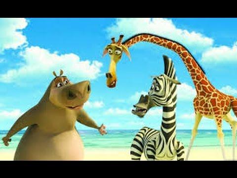 Dessin anim de girafe dessin anim pour les enfants - Dessin de girafe en couleur ...
