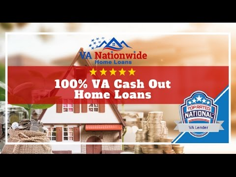 100% VA Cash Out Loans | VA Debt Consolidation Loans | VA Nationwide - YouTube