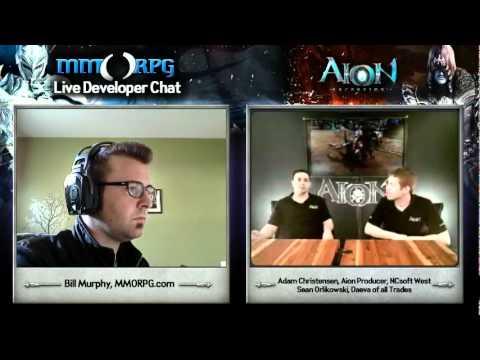 AION: Ascension 3.0 Developer Live Chat on MMORPG.com