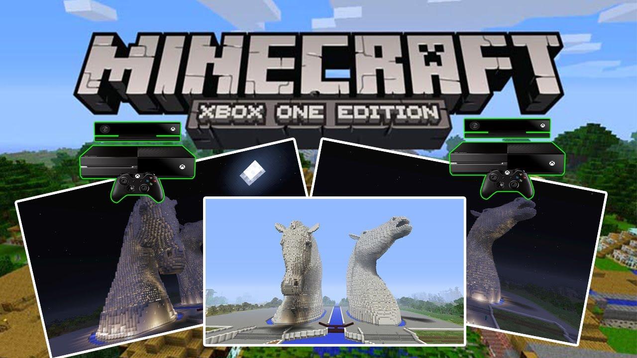 "minecraft xbox one ""new screenshots""  more news  youtube"