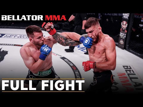 Full Fight | Yaroslov Amosov vs. Logan Storley | Bellator 252