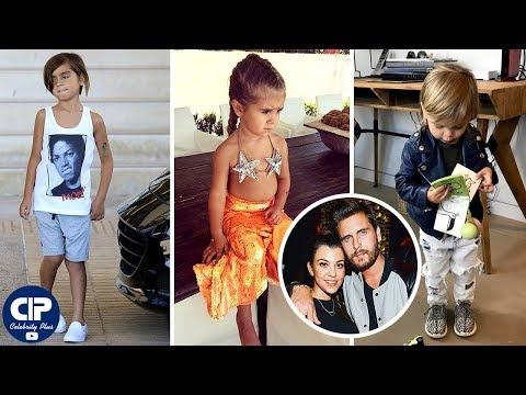 Scott Disick & Kourtney Kardashian's Kids |2017 | Reign Disick , Mason Disick , Penelope Disick |