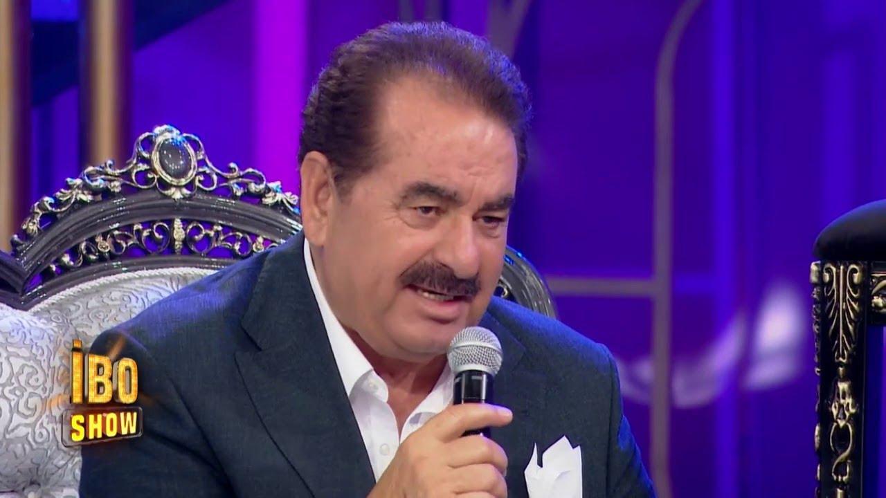 """İbrahim Tatlıses'ten Muhteşem """"Leylim Ley"""" Yorumu"""