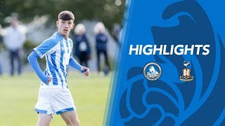 ⚽️ HIGHLIGHTS | Huddersfield Town U17s 3-0 Bradford City U18s