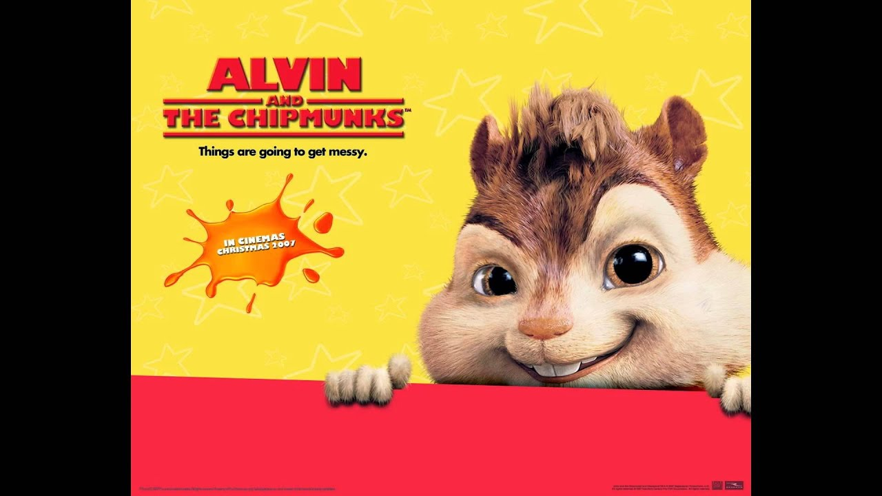 Alvin And The Chipmunks Wallpapers Youtube