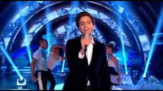 MIKA UK Dance Show singing Celebrate