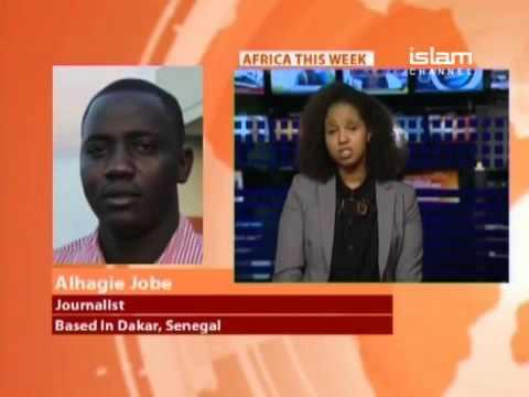 Africa This Week Ep24 P1  Senegal ban the face veil Friday 13 Nov 2015