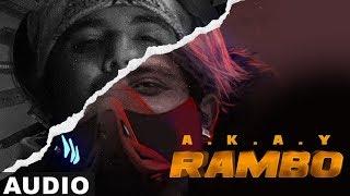 Rambo Full  A Kay Western Penduz Latest Punjabi S 2019 Speed Records