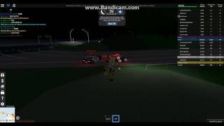 Roblox Ultimate Driving: Shooting Cops!