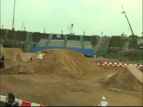 Andre Villa crash X-fighters Poland