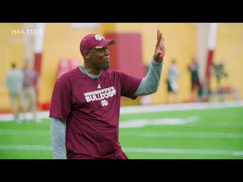 Wired For Sound: Safeties Coach Ron English
