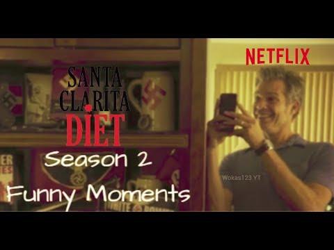 Santa Clarita Diet Season 2 Funny Moments