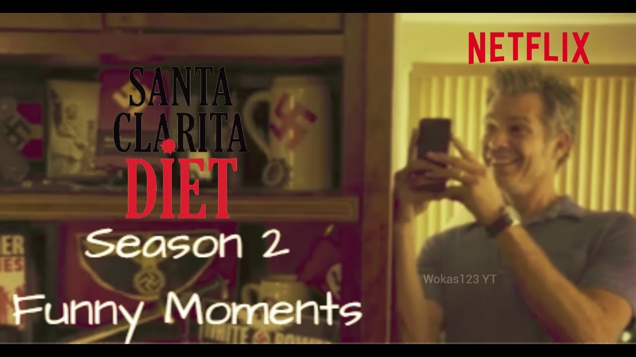 Download Santa Clarita Diet Season 2 Funny Moments