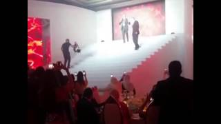 Wael Kfoury Entrance - Wedding at BIEL - Royal Pavillion