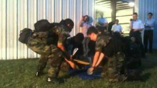 Civil Air Patrol Ground Team Demo