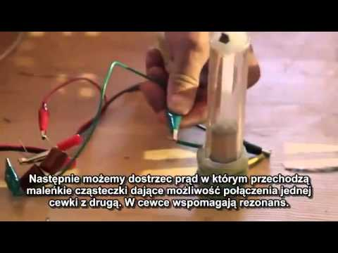 Generator Kapanadze 2KW Fabrice Andre Napisy PL