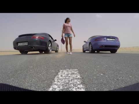 DUBAI TEST DRIVE