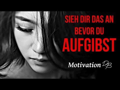 Die besten Sprüche damit du NIEMALS AUFGIBST | Motivierende Sprüche | Motivation Deutsch