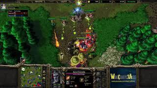 ThorZaIN(HU) vs TGW(UD) - Warcraft 3: Reforged (Classic) - RN4387