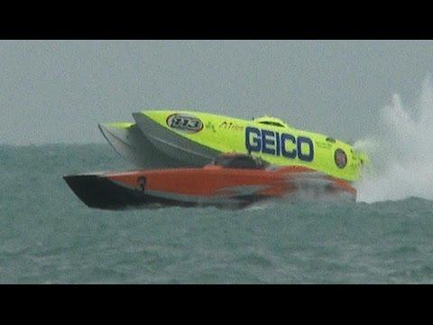 Offshore Powerboat World Championship 2015 Key West Florida (sick)