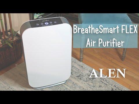 Alen BreatheSmart FLEX Air Purifier H13 HEPA Air Cleaner Dust, Mold, COVID 19