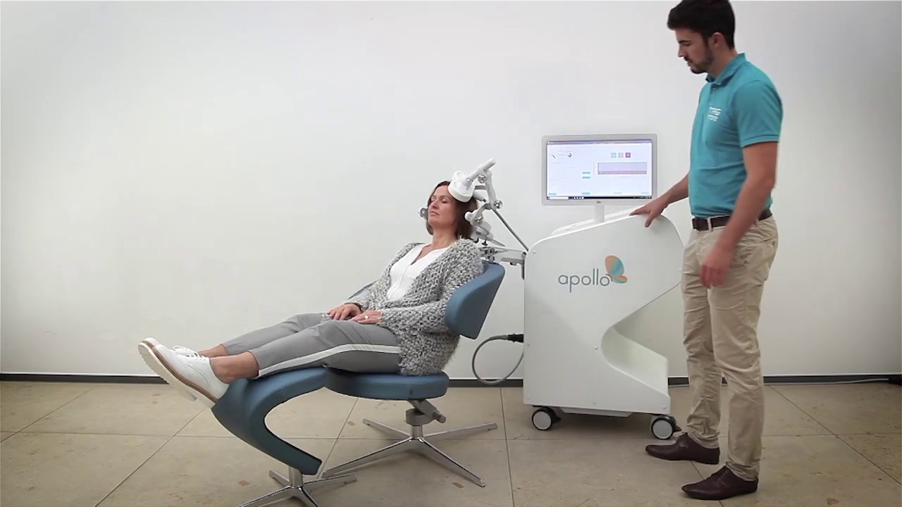 MAG & More - Transcranial magnetic stimulation - TMS