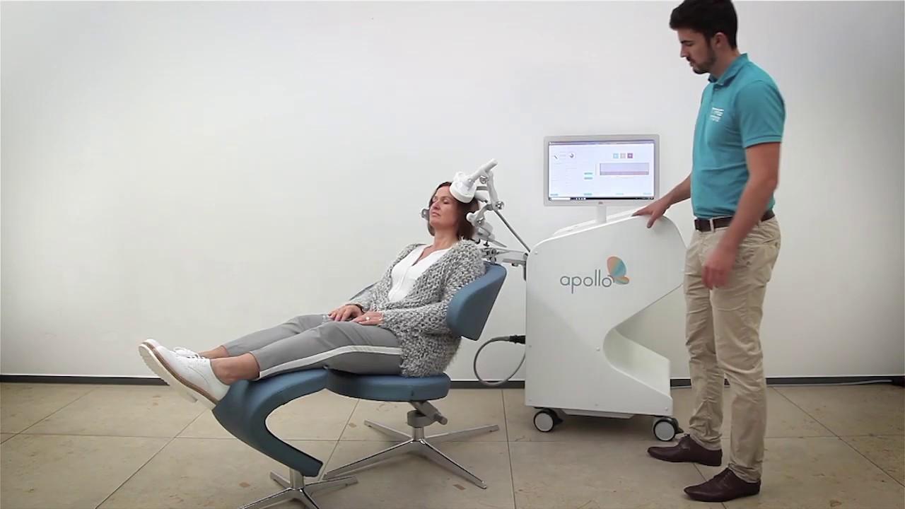 MAG & More - Transcranial magnetic stimulation - TMS | Apollo TMS