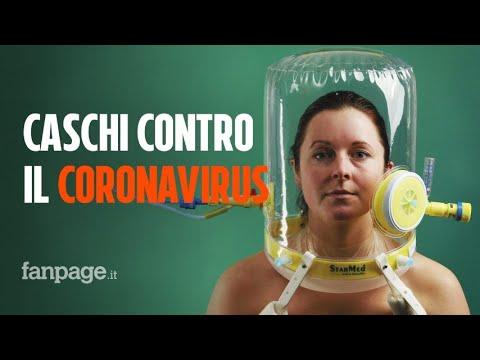 Cosa sono i caschi respiratori e perché salvano i pazienti (e gli ospedali) dal coronavirus