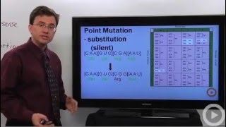 Genetic Mutation - Learn biology from a real expert