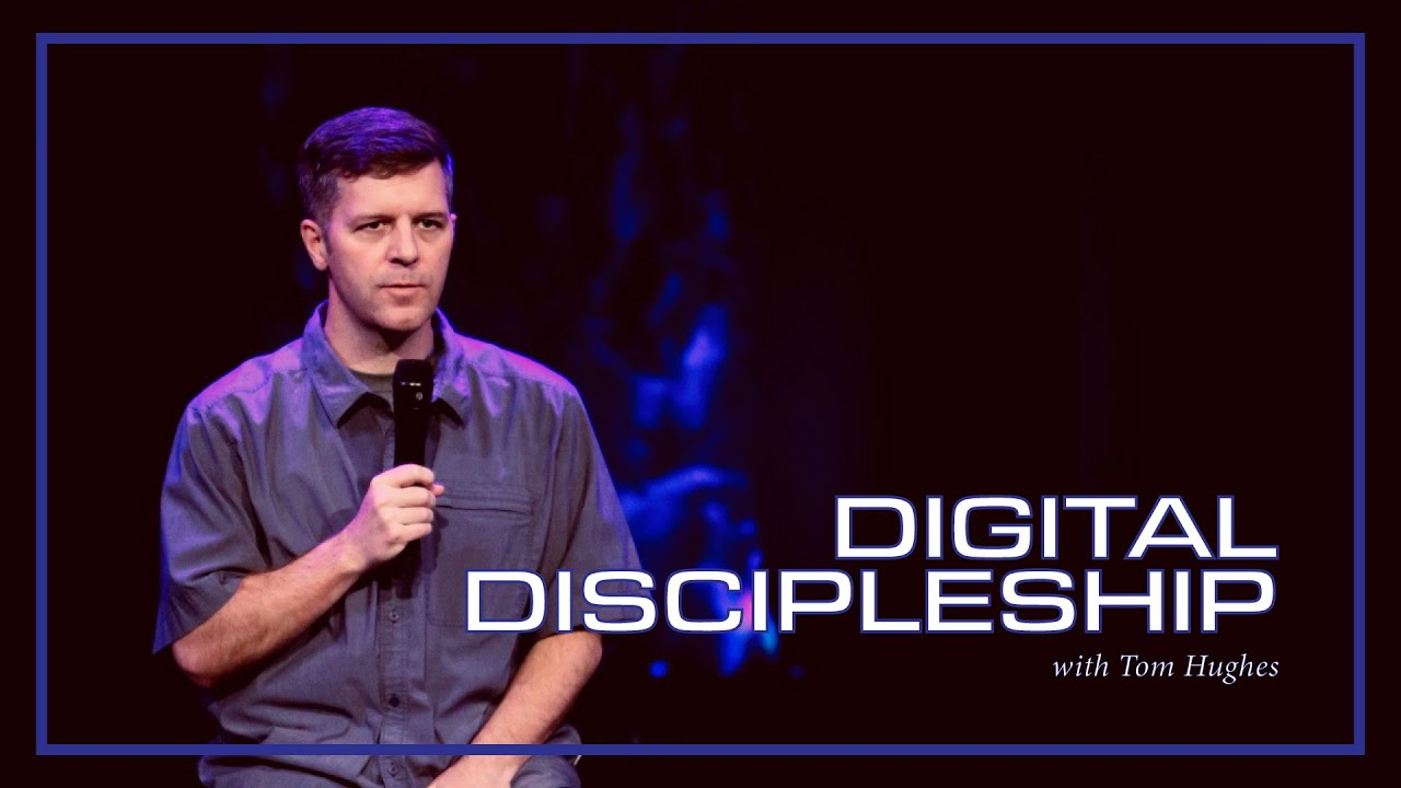 Digital Discipleship/Being a Christian on Social Media