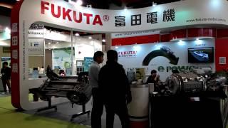 FUKUTA 富田電機股份有限公司 , Taipei Motorcycle Show 台北機車展 台灣國際電動車展 EV Taiwan