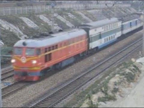 DF4, China Railway 中国铁路