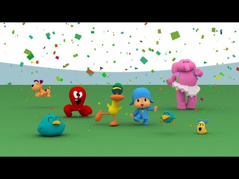 Pocoyo World Cup 2014: The Joy of Sports