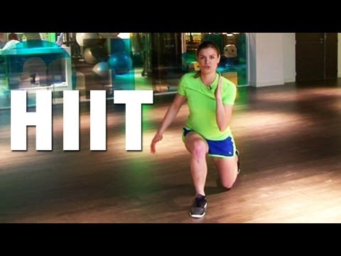 Fitness Master Class - Fitness HIIT : High-Intensity Interval Training