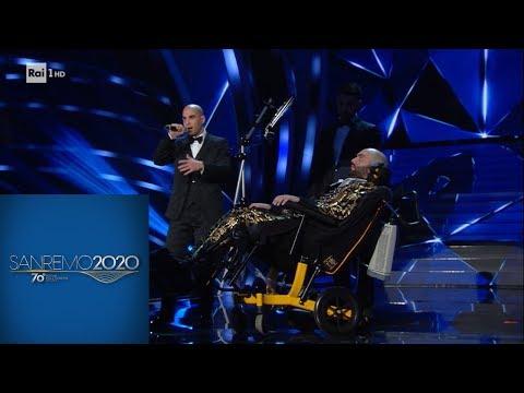Sanremo 2020 - Christian Pintus e Paolo Palumbo: 'Io sono Paolo'