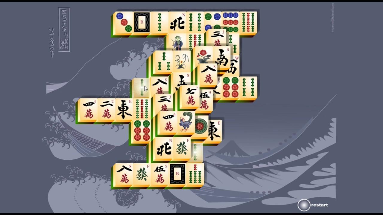 Mahjonng Online