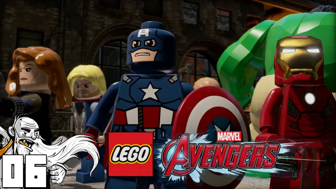 marvel lego part 6