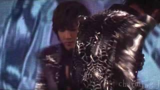 091123 (Joonie falls) MBLAQ - Oh Yeah