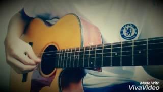 Phía sau một cô gái - Cover guitar