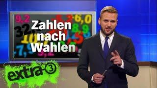 Statistikexperte Butenschön zur Bundestagswahl 2017