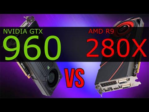 [DEUTSCH] NVIDIA GTX 960 vs AMD R9 280X
