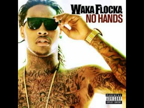 Waka Flocka Flame ft Roscoe Dash & Wale - No Hands (DJ MINAMI Remix)