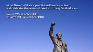 Nelson Mandela - Nkosi Sikelel