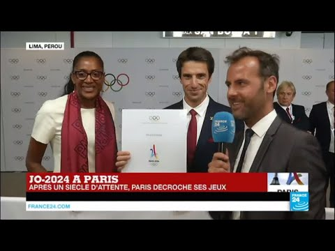 JO 2024 à Paris : Réactions de Marie-José Pérec et Tony Estanguet