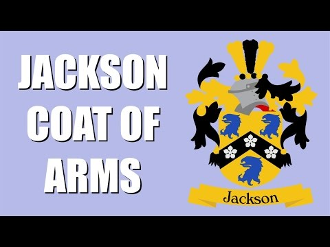 Jackson Coat of Arms