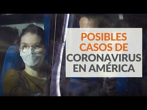 Brasil, Perú y Ecuador: Analizan posibles casos de Coronavirus en Latinoamérica