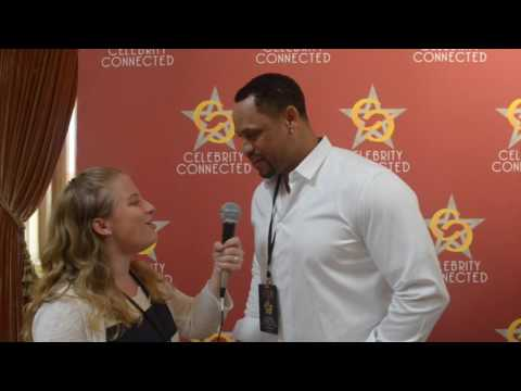 Anthony Miller Interview at Celebrity Connected ESPY Gifting Suite