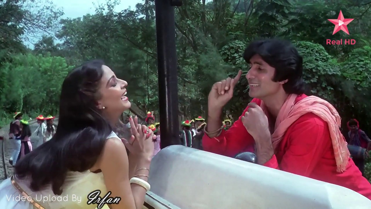 Download Jawani Ki Rail Kahin Chhot Na Jaye - Coolie (1983) - 1080p By Real HD