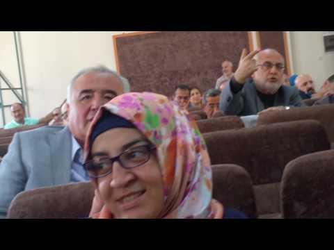 Avukat Oktay Yılmaz Baro Seçiminde Konuşuyor
