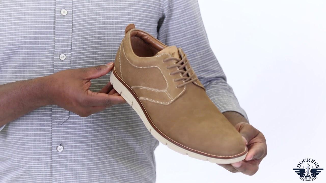 Dockers Nathan Shoe - YouTube